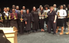 Hillcrest Mock Trial Qualifies for State