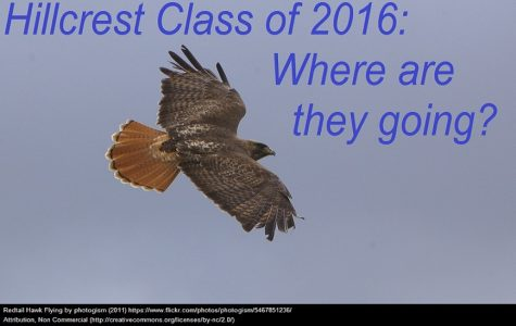 Where is the Class of 2016 going?