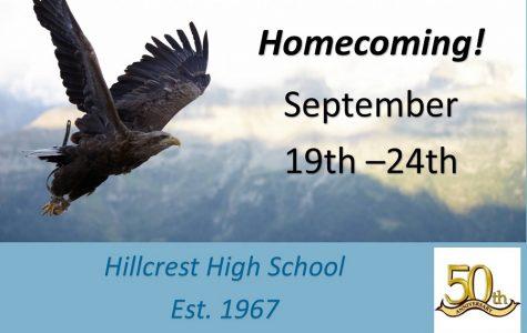 Hillcrest Spirit Week