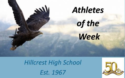 Hillcrest Athletes of the Week