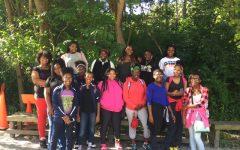 Freshman Leaders attend annual Irons Oaks field trip