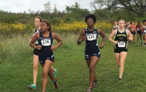 Varsity Girls Cross Country Competed at the Illiana Christian Invite