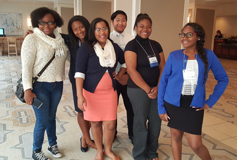 Hillcrest DECA students participate in Fall Leadership Conference
