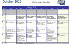 Hillcrest October Happenings