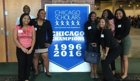 Hillcrest Students Making College Connections at Navy Pier
