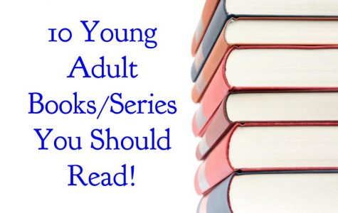 10 YA Books/Series You Should Read