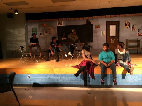 Hillcrest Drama Group Kicks of 2016-17 Season