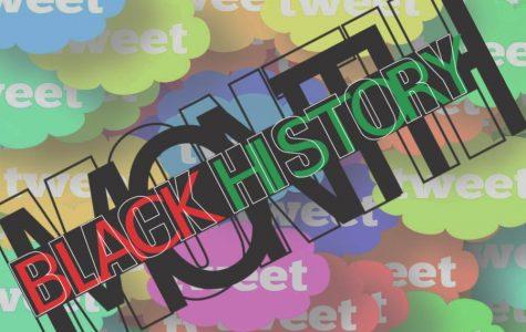 #BlackHistoryMonth in Tweets