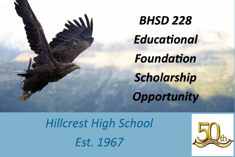BHSD 228 Educational Foundation Presents Scholarship Opportunity