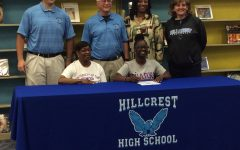 Hillcrest Senior Signs with the University of the Ozarks