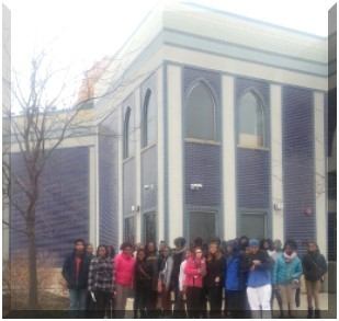 Hillcrest Students Visit Orland Park Prayer Center Mosque