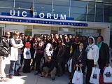Hillcrest Students attend 100 Black Men College Fair