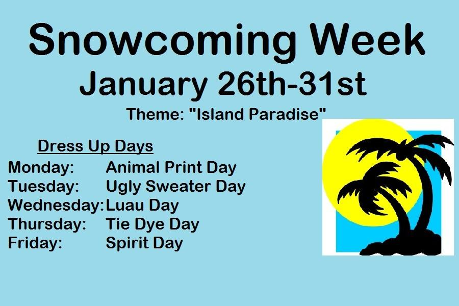 Snowcoming+Week+Activities%3A+++January+26th-31st