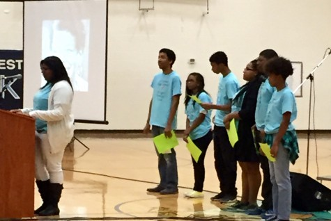 Hillcrest Presents Black History Month Program