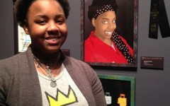Hillcrest Senior Kennedy Warfield Recognized for her Artistic Creativity