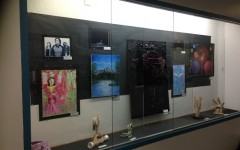 Hillcrest Student Artwork on Display at South Suburban College