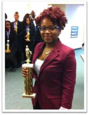 "Tondalaha Davis won ""Outstanding Attorney"" among over 50 attorneys that tried the case!"