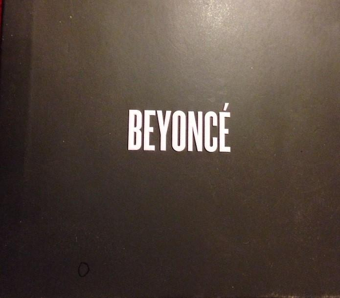 "The cover of Beyoncé's fifth studio album which was nominated for ""Album of the Year."""