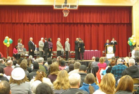 Hillcrest Students Honored at District Recognition Night