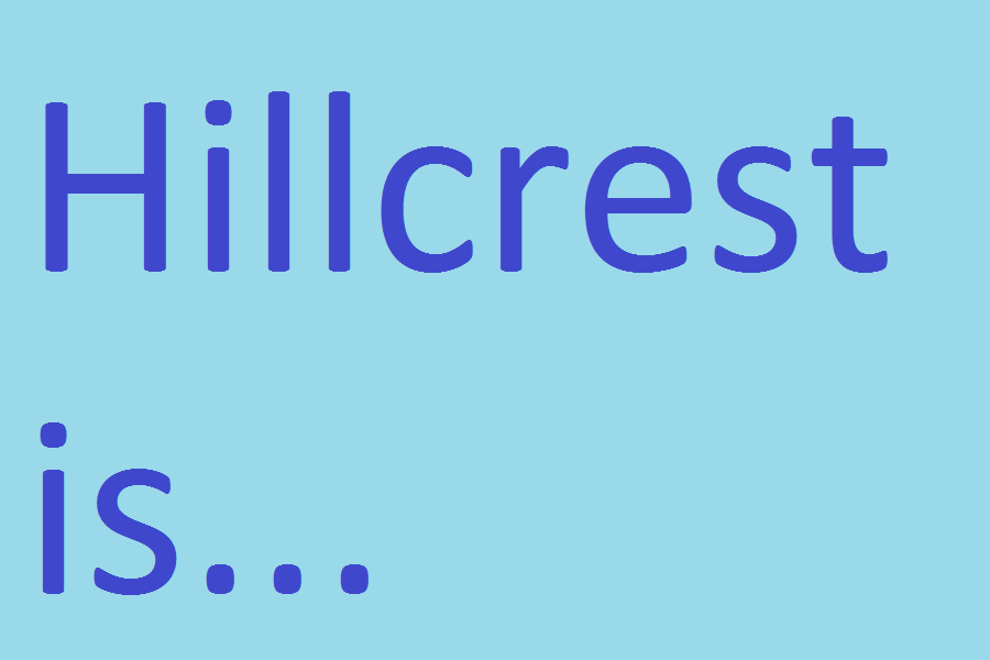 %22Hillcrest+is...%22+Photo+Essay+Contest