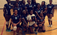 Lady Hawks Volleyball Focusing on Growth