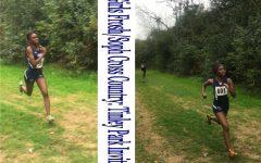 Ambur Tutson & Teyha Allen compete at the Tinley Park Invite 2016.