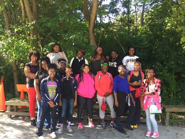 Freshman+Leaders+attend+annual+Irons+Oaks+field+trip