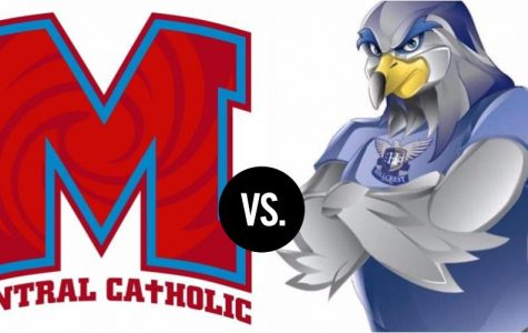 The Hawks will face Marian Central Catholic Hurricanes in Woodstock, IL on Friday, November 4, 2016 at 7:00 P.M.