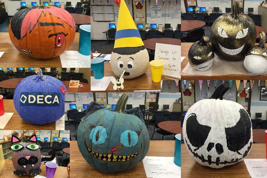 Entries+into+the+Hillcrest+IMC+Pumpkin+Decorating+Contest%3A+2016