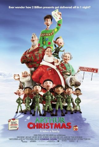 Arthur Christmas: A Fun Lesson in Christmas Wisdom
