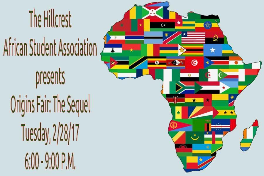 Hillcrest+African+Student+Association+Announces+Origins+Fair%3A+The+Sequel