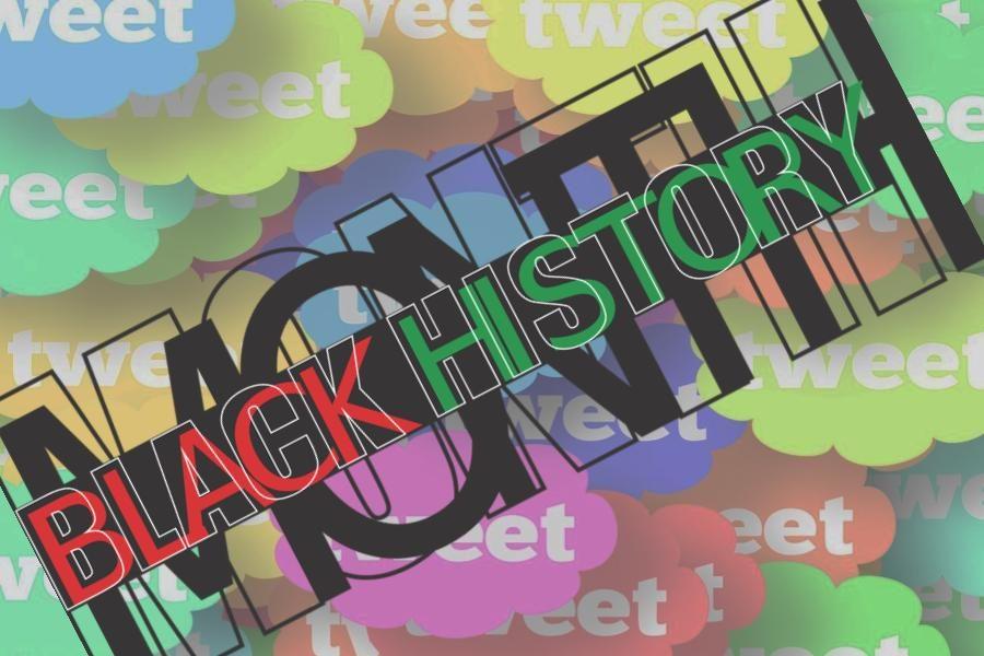 %23BlackHistoryMonth+in+Tweets