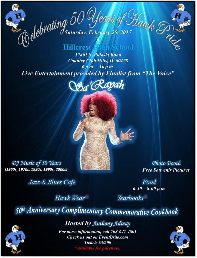Hillcrest+High+School+Announces+50th+Anniversary+Celebration+%26+Gala