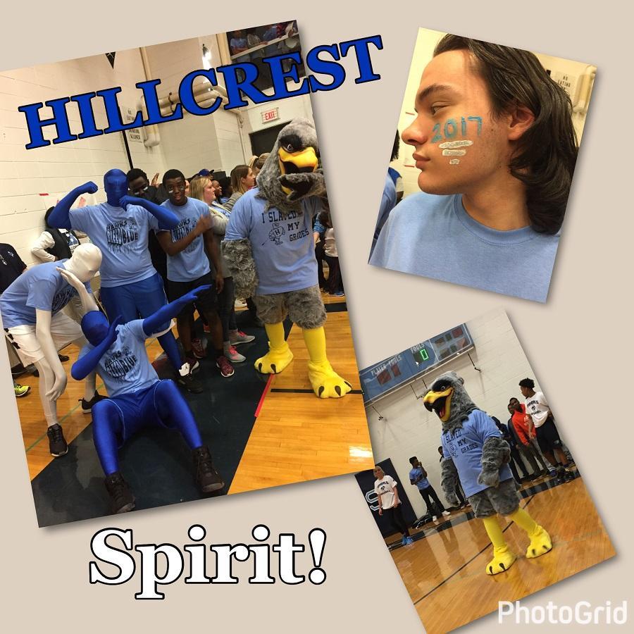 Hillcrest+Hosts+District+228+Spirit+Showdown