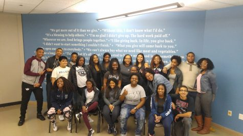 Hillcrest Students Serve Community at Chicago Food Depository