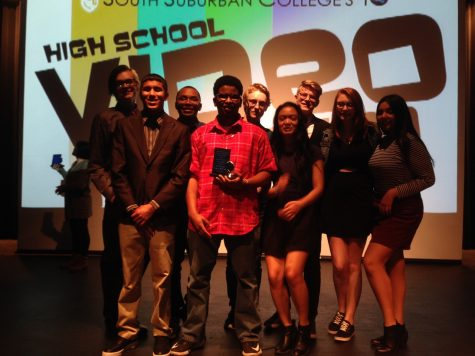 Communication Arts & Technology participates in the 10th Annual South Suburban College Video Competition