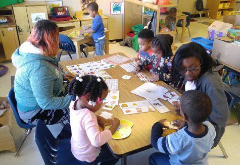 Hillcrest Key Club Brings Fun & Games to the Community