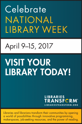 Hillcrest IMC Kicks Off National Library Week with Special Guest Dr. Stephanie Massey