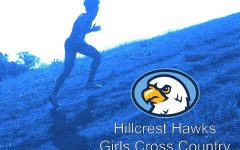 Hawks Girls Cross Country Finishes Strong