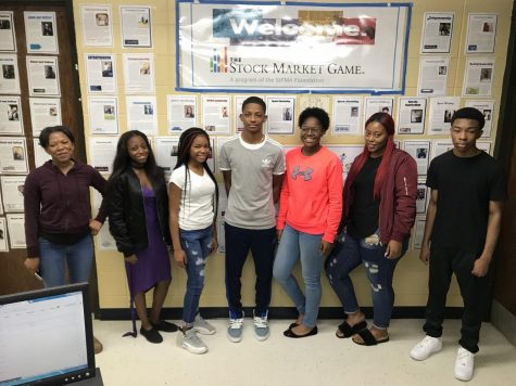 Hillcrest Entrepreneurship Students Continue to Rock Wall Street!!