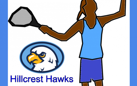 Hawk Tennis Duo Qualifies for State
