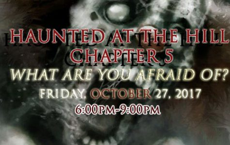 Haunted at the Hill Returns to Hillcrest High School