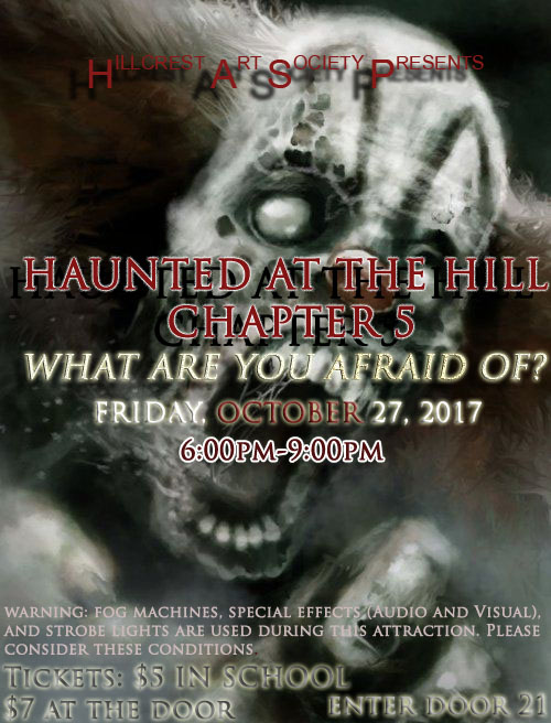 Haunted+at+the+Hill+Returns+to+Hillcrest+High+School