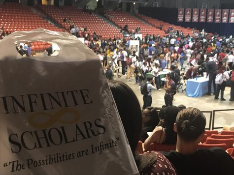 Infinite Scholars Presents: Scholarship Fair at U.I.C.