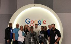 Hillcrest Teachers Visit Google