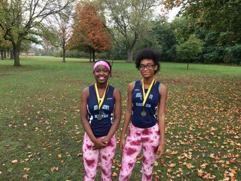 Girls Cross Country Opens Season