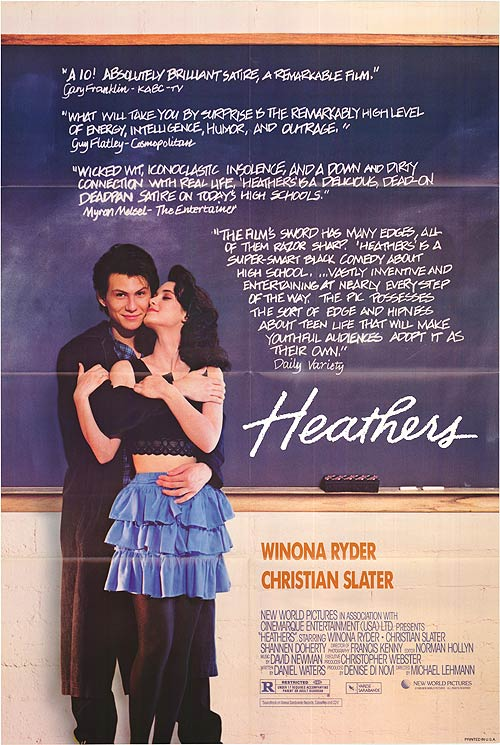 Heathers: A Movie Review