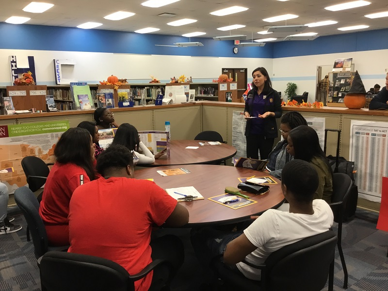 Hillcrest Kicks Off College Application Month