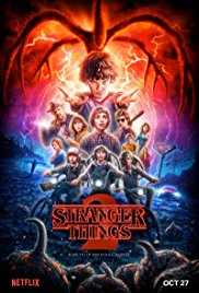 "Netflix's Fiction-Horror TV Series ""Stranger Things 2"""