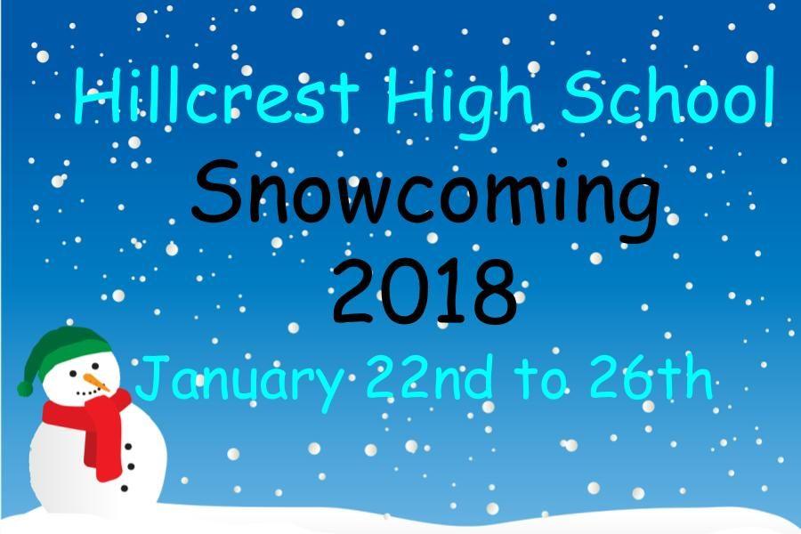Snowcoming 2018